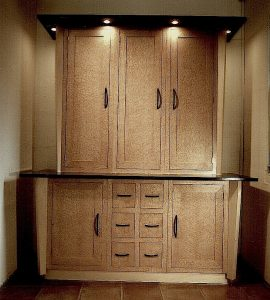 Birds-Eye-Maple-Cabinet