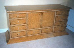 Burr-Wood-Cabinet