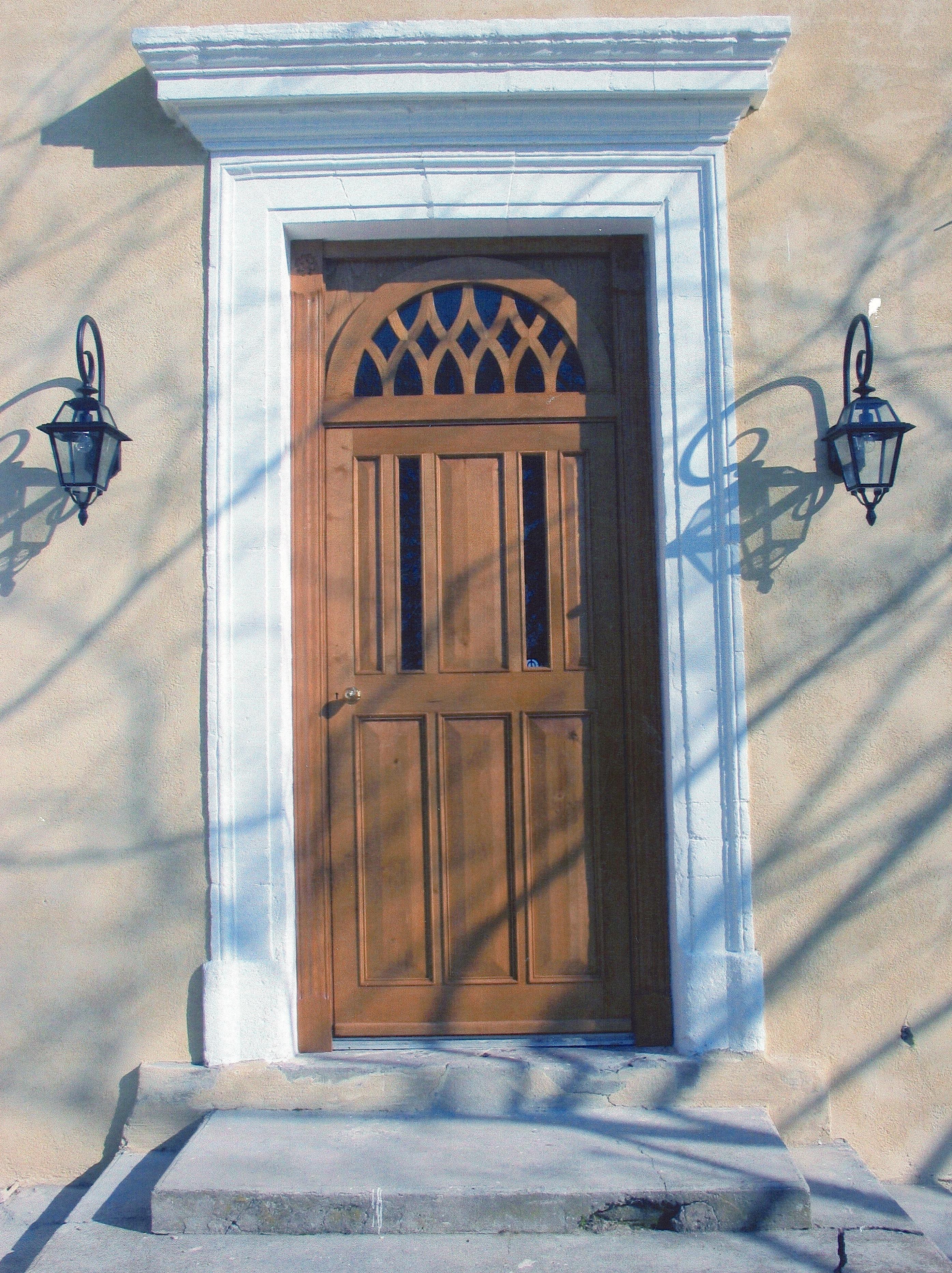 Oak-Chateau-Door